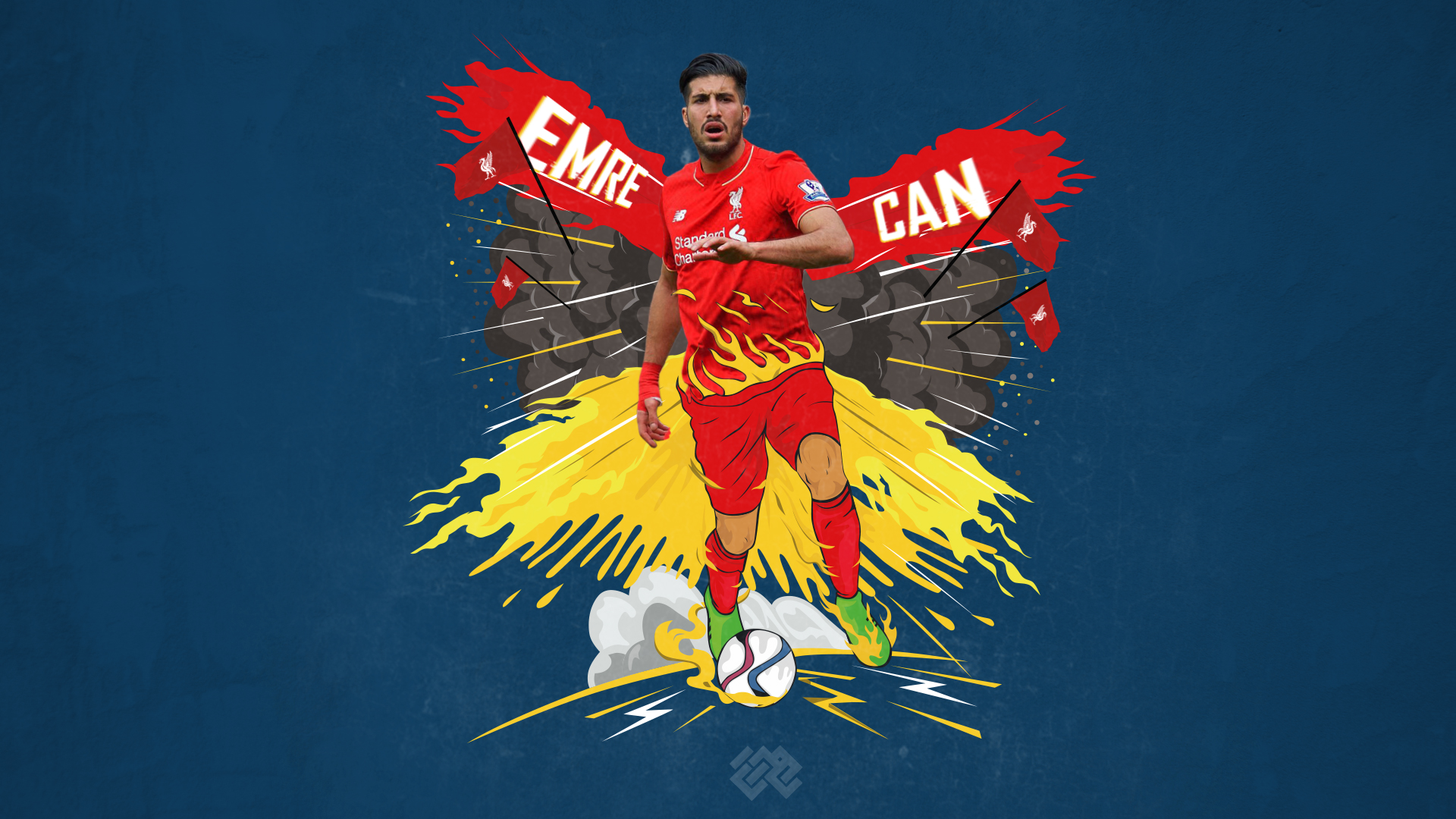 Free Emre Can Wallpaper