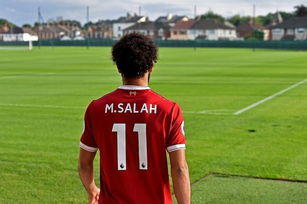 Will the signing of Salah, move Coutinho into a midfield role?