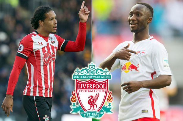 The quality of Virgil Van Dijk and Naby Keita would greatly enhance the squad at Liverpool.