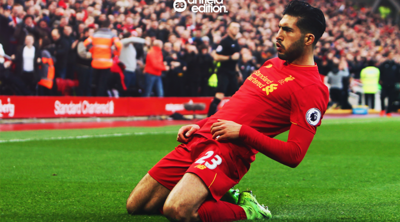 Exclusive: Emre Can to Stay at Liverpool?