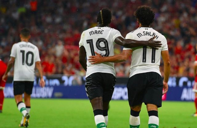 Klopp now has electrifying pace on both flanks at his disposal with both Sadio Mané and Mohamed Salah showing early promise this season.
