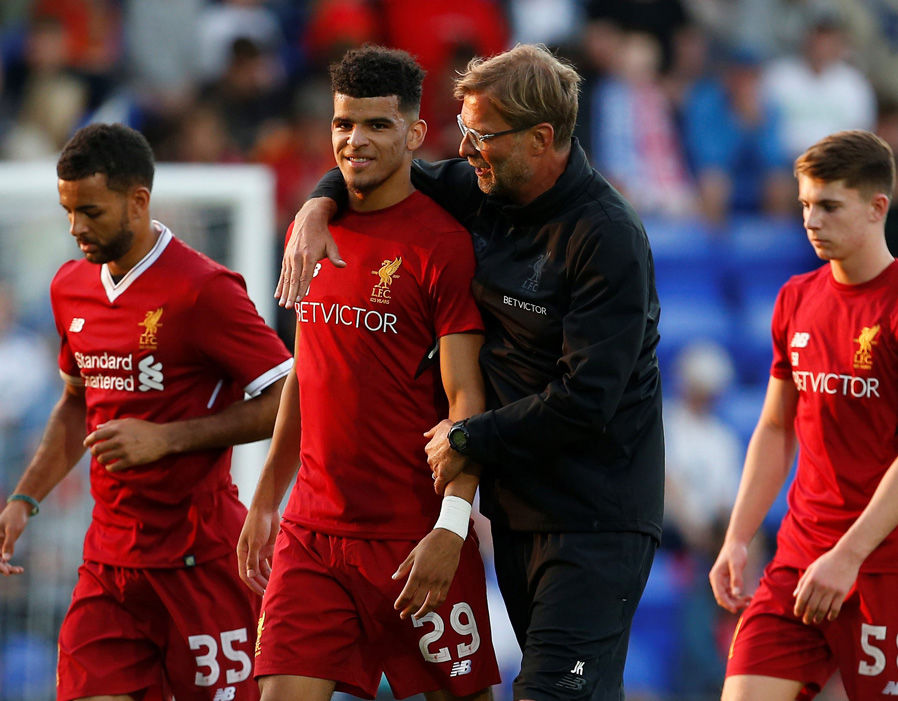 Solanke will be hoping to step up his development under a manager who has a proven track record of nurturing young talent.