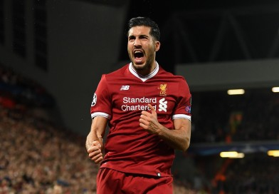 """Emre Can to Decide Next Club in a """"Few Days"""""""