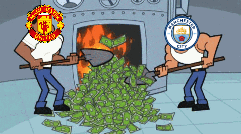 man utd man city summer