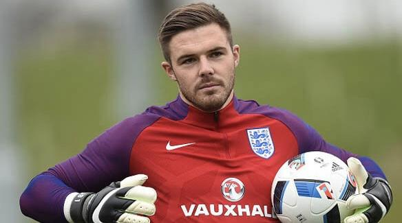"""NEW  Jack Butland """"Liverpool s first choice"""" - Areola Also a Target 50d1b197b"""