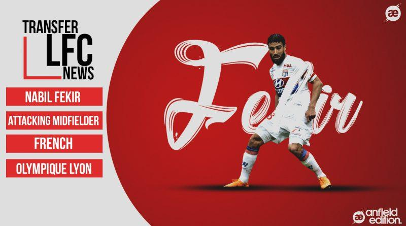 new concept 06f71 c9096 Sky Sports Journalist: I Believe Fekir Will Sign For ...