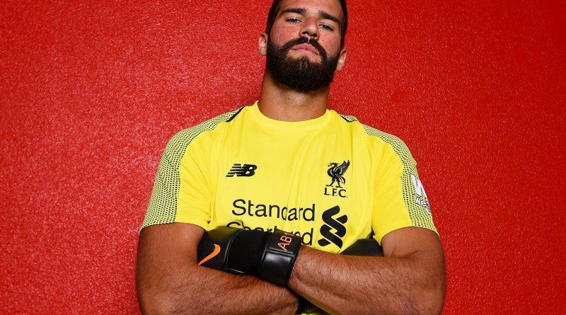 NEW: Andy Robertson: Alisson is a brilliant signing for us