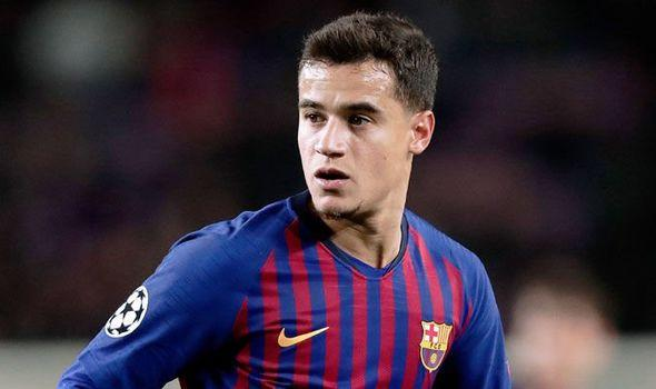 Coutinho Could Make Stunning Liverpool Return