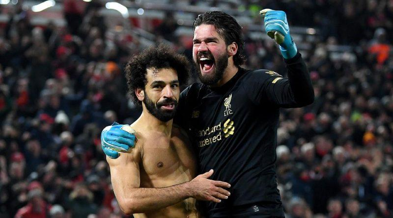 Alisson up for January PFA Player of the Month Award: Vote Here
