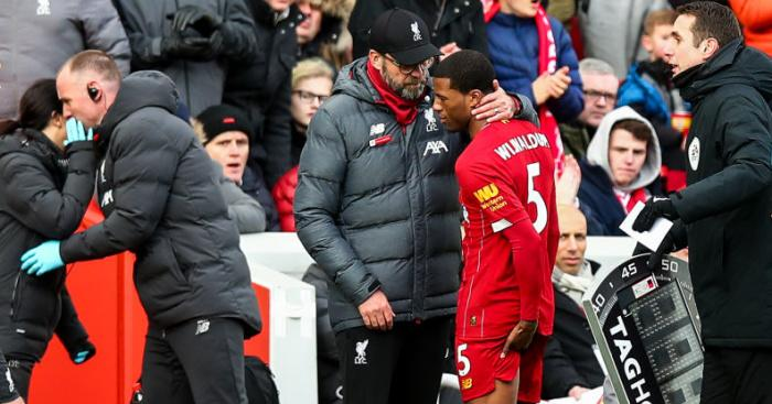 Revealed: Why Gini Wijnaldum Delayed Contract Negotiations as Talks Finally get Underway