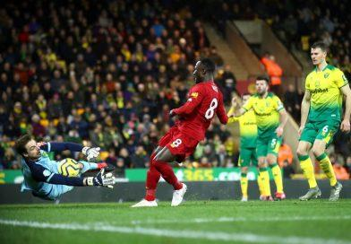 Player Ratings: Norwich 0-1 Liverpool
